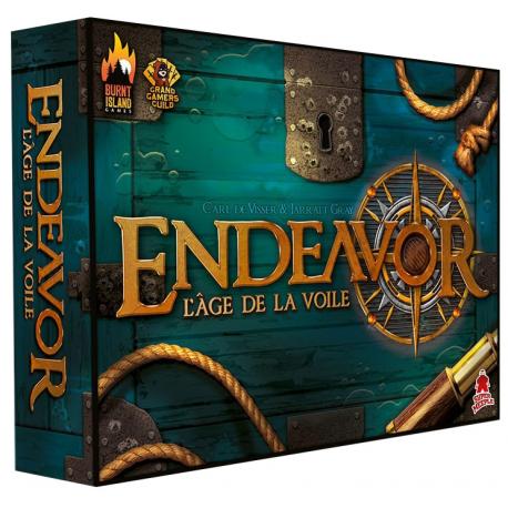 Endeavor - L'Âge de la Voile
