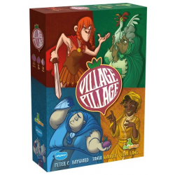 Village Pillage - Jeu de Cartes