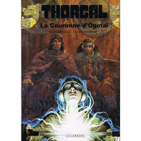 Thorgal - Tome 21 - La couronne d'Ogotaï