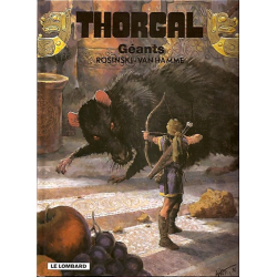 Thorgal - Tome 22 - Géants