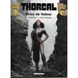 Thorgal - Tome 28 - Kriss de Valnor