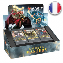 Double Masters : Boîte de 24 Boosters EN