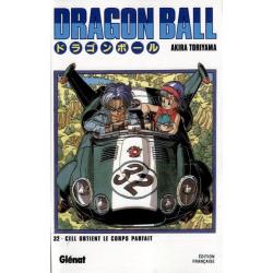 Dragon Ball (Édition de luxe) - Tome 32 - Cell obtient le corps parfait