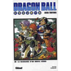 Dragon Ball (Édition de luxe) - Tome 36 - La naissance d'un nouvel héros