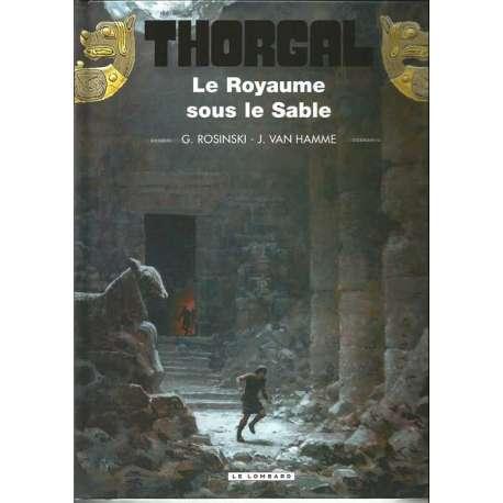 Thorgal - Tome 26 - Le Royaume sous le Sable