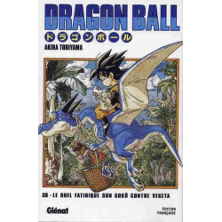 Dragon Ball (Édition de luxe) - Tome 38 - Le duel fatidique Son Gokû contre Végéta