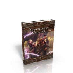 Chroniques Oubliées Fantasy - édition Deluxe