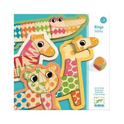 Jeux éducatifs bois - Bingonimo