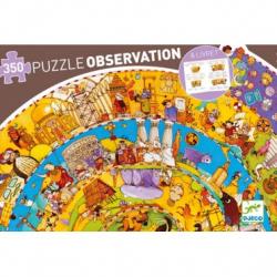Puzzles observation - (350 pièces) Histoire