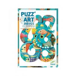Puzz'Art - (350 pièces) Octopus