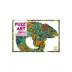 Puzz'Art - (150 pièces) Chameleon