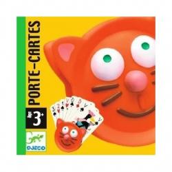 Jeux de cartes - Porte cartes - Chat