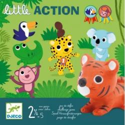 Jeux des tout petits - Little action