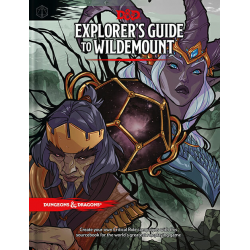 Dungeons & Dragons : Explorer's Guide to Wildemount 5e ed. EN