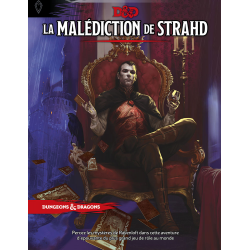 Dungeons & Dragons : La Malédiction de Strahd 5e ed. FR