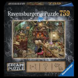 Escape Puzzles - (759 Pièces) Cuisine de sociére