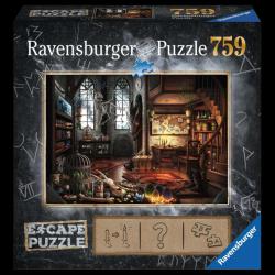 Escape Puzzles - (759 Pièces) L'antre du dragon