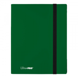 Cahier 360 Cartes Up Pro Binder FOREST GREEN