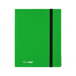 Cahier 360 Cartes Up Pro Binder LIME GREEN