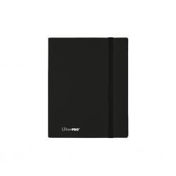 Cahier 360 Cartes Up Pro Binder JET BLACK