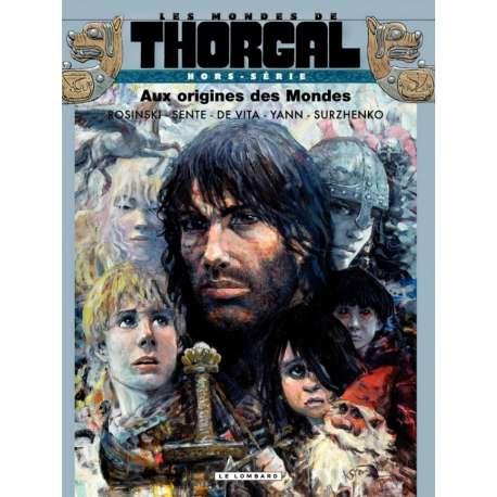 Thorgal (Les mondes de) - Aux origines des Mondes