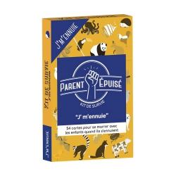 """Parent Épuisé : Kit de Survie J'm'ennuie"""""""""""