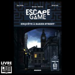 Escape 18 - Enquete à Baker Street