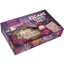 Escape Game Party 2 - Alice au pays des merveilles
