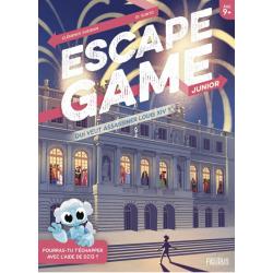 Escape Kids 7 - Qui veut assassiner louis XIV