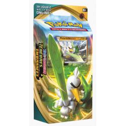Starter Pokémon EB03 - Ténèbres Embrasées - Deck Palarticho de Galar