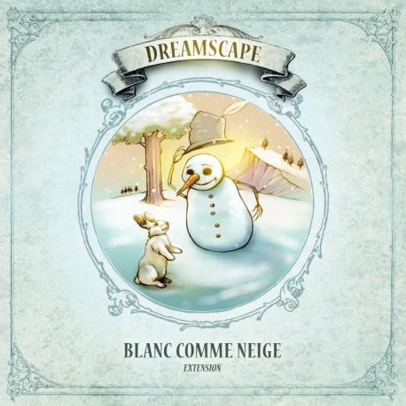 Dreamscape : Blanc Comme Neige