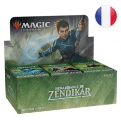 Renaissance de Zendikar : Boîte de 36 Boosters FR