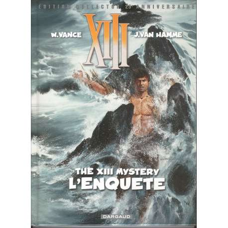 XIII - Tome 13 - The XIII mystery - L'enquête
