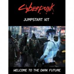 Cyberpunk Red : Jumpstart Kit