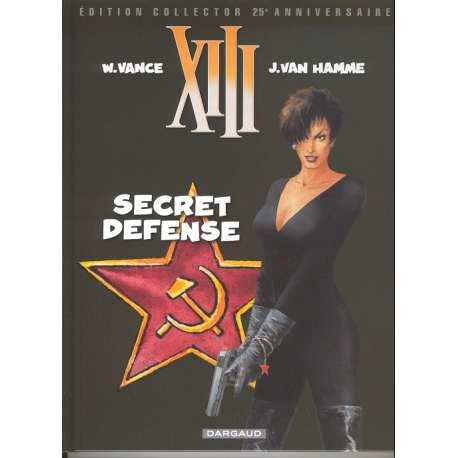 XIII - Tome 14 - Secret défense
