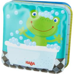 Mini-Livre de bain - Grenouille Fritz