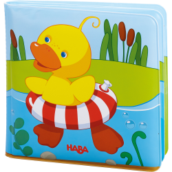Livre de bain - Canard Baigneur