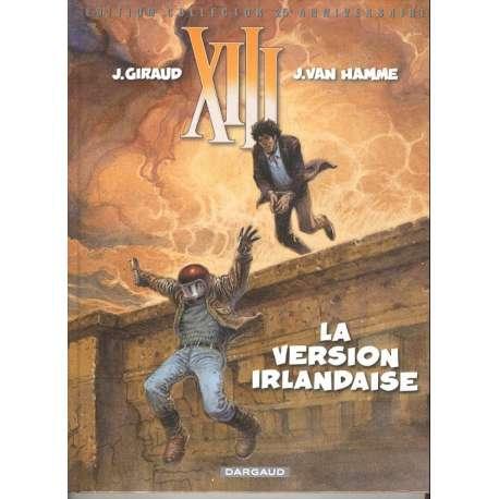 XIII - Tome 18 - La version Irlandaise