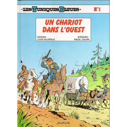 Tuniques Bleues (Les) - Tome 1 - Un chariot dans l'Ouest