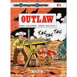Tuniques Bleues (Les) - Tome 4 - Outlaw
