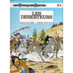 Tuniques Bleues (Les) - Tome 5 - Les déserteurs