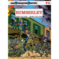Tuniques Bleues (Les) - Tome 15 - Rumberley
