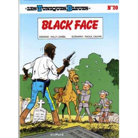 Tuniques Bleues (Les) - Tome 20 - Black Face