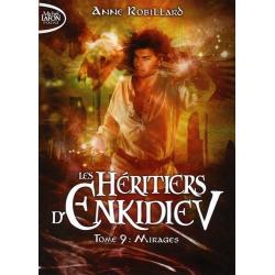 Les héritiers d'Enkidiev - Tome 9