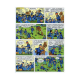 Tuniques Bleues (Les) - Tome 21 - Les cinq salopards