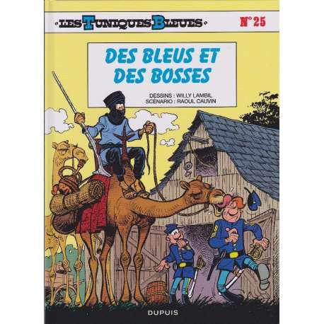 Tuniques Bleues (Les) - Tome 25 - Des bleus et des bosses