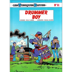 Tuniques Bleues (Les) - Tome 31 - Drummer Boy