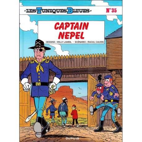 Tuniques Bleues (Les) - Tome 35 - Captain Nepel