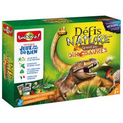Défis Nature Grand Jeu Dinosaures