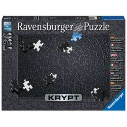 (736 Pièces) - Krypt puzzle Black